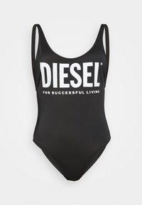 Diesel - LIA SWIMSUIT - Swimsuit - black - 3