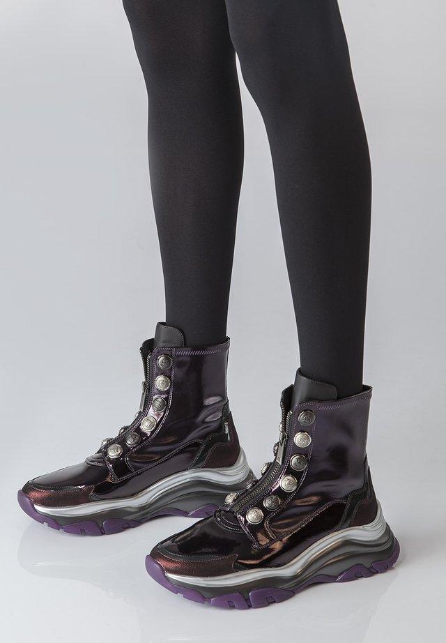 MERCURY - Ankle boots - purple
