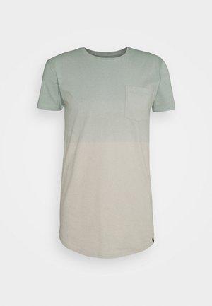 CLIFF - Basic T-shirt - blue surf