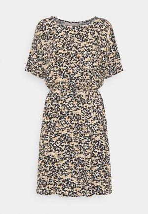 LISA  - Jersey dress - tan