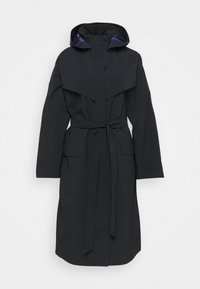 Nike Sportswear - Trenchcoat - black/lapis - 8