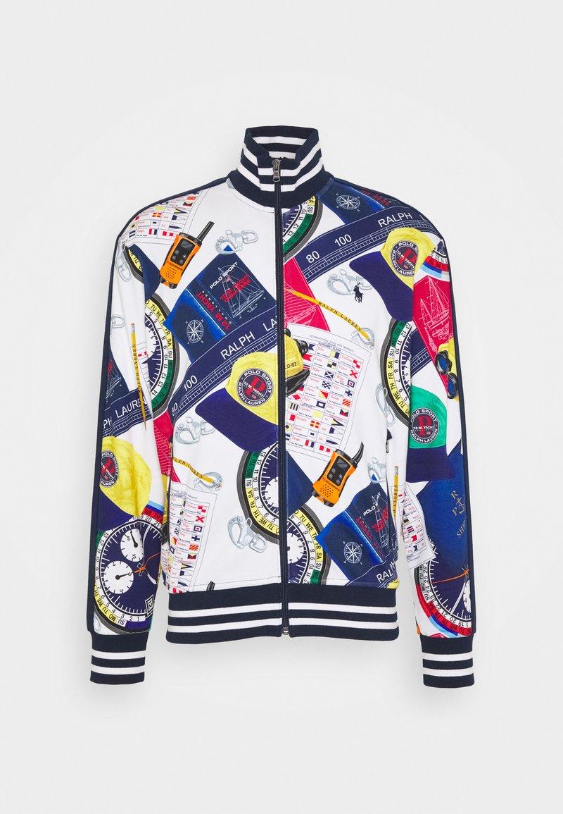Polo Ralph Lauren - Træningsjakker - white/multi-coloured