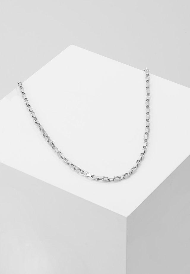 CHASE YOU NECK - Kaulakoru - silver-coloured