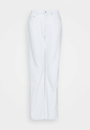 ROWE - Straight leg jeans - bleached blue