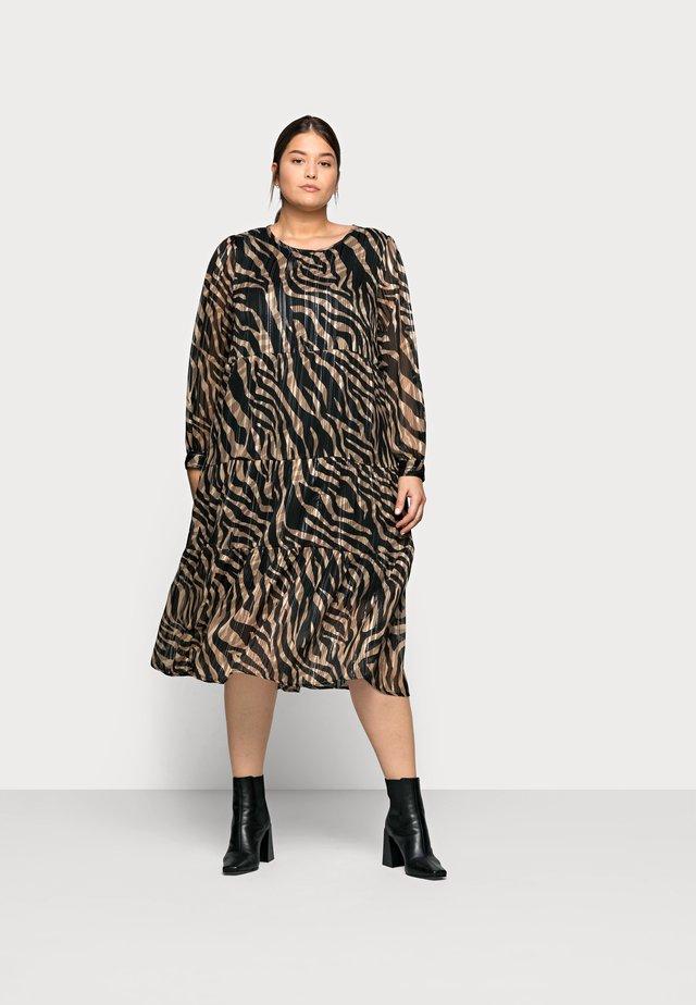KCVENKE DRESS - Denní šaty - black
