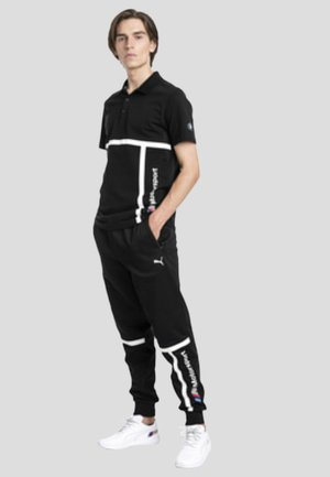 BMW MOTORSPORT  - Tracksuit bottoms - black