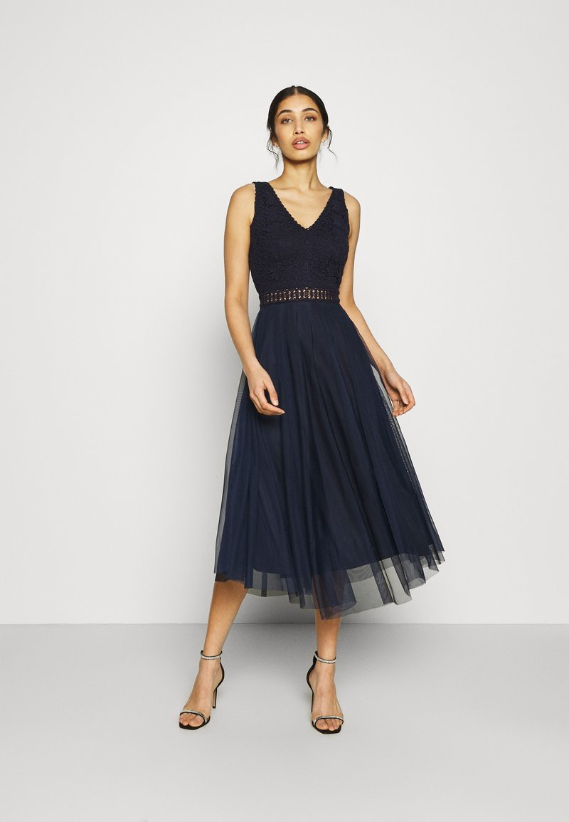 Lace & Beads - RIAN - Cocktail dress / Party dress - navy