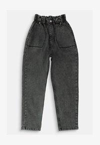 Esprit - Straight leg jeans - grey dark washed - 0