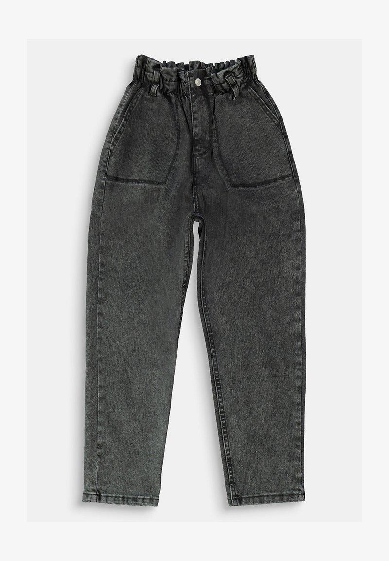 Esprit - Straight leg jeans - grey dark washed