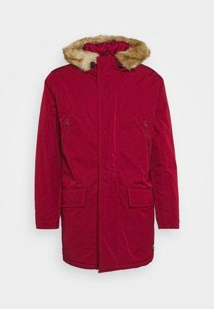 WOODSIDE LONG UTILITY  - Veste d'hiver - biking red