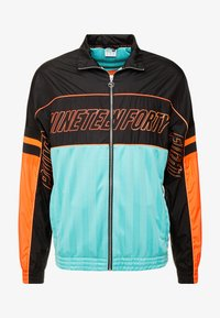 Puma - LUXTG WOVEN JACKET - Training jacket - blue turquoise - 4