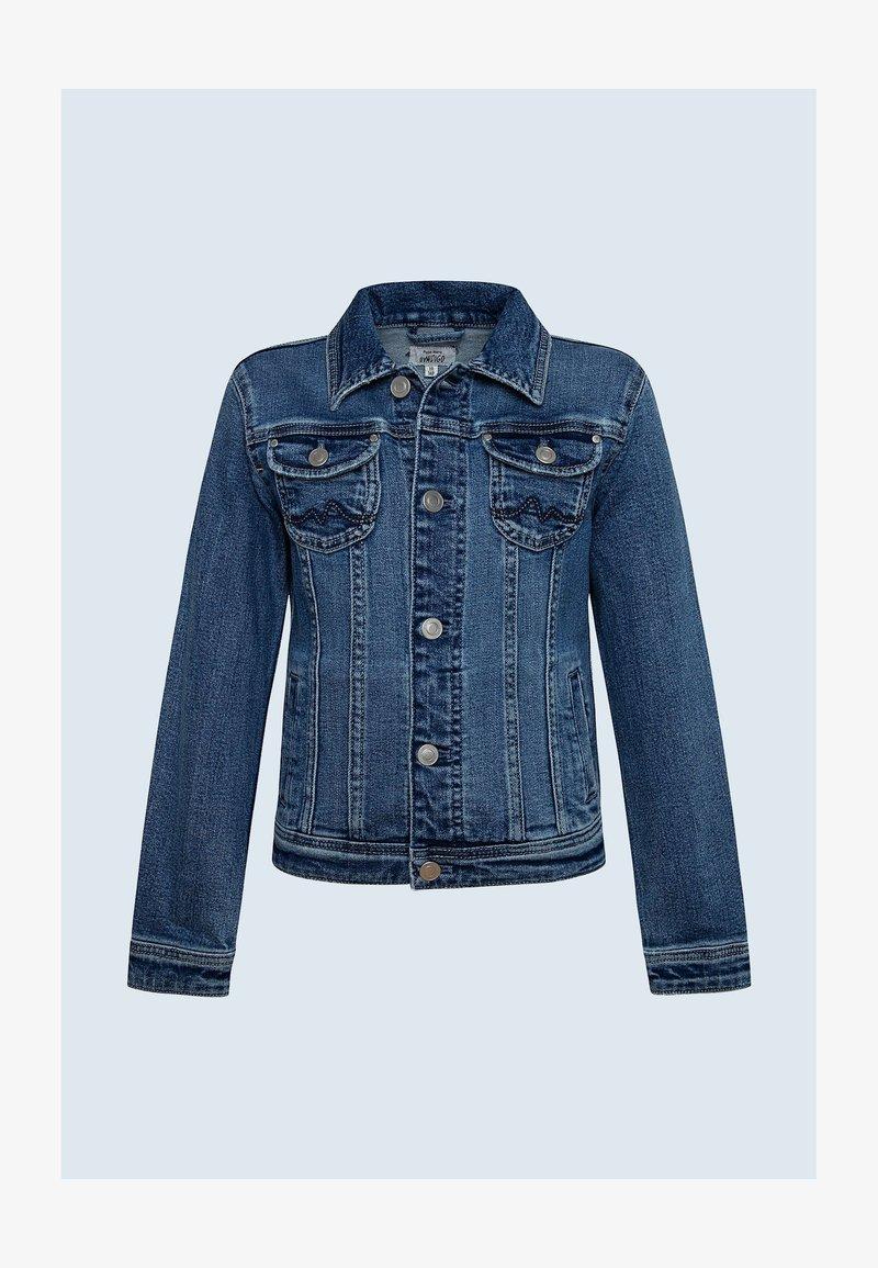 Pepe Jeans - BERRY - Denim jacket - denim