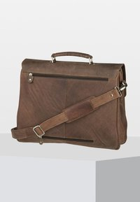 Harold's - ANTIC - Suit bag - taupe - 2