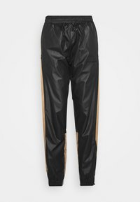 H2O Fagerholt - ALWAYS TRACK PANTS - Tracksuit bottoms - black - 4