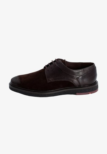 FALK - Casual lace-ups - brown