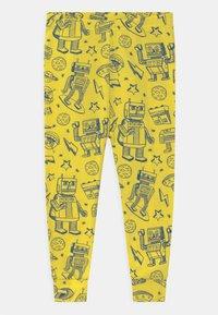GAP - TODDLER BOY ROBOTS - Pyjama set - bright neon yellow - 2