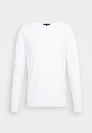 RIK - Stickad tröja - offwhite