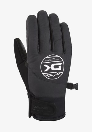 Gloves - black thielsen