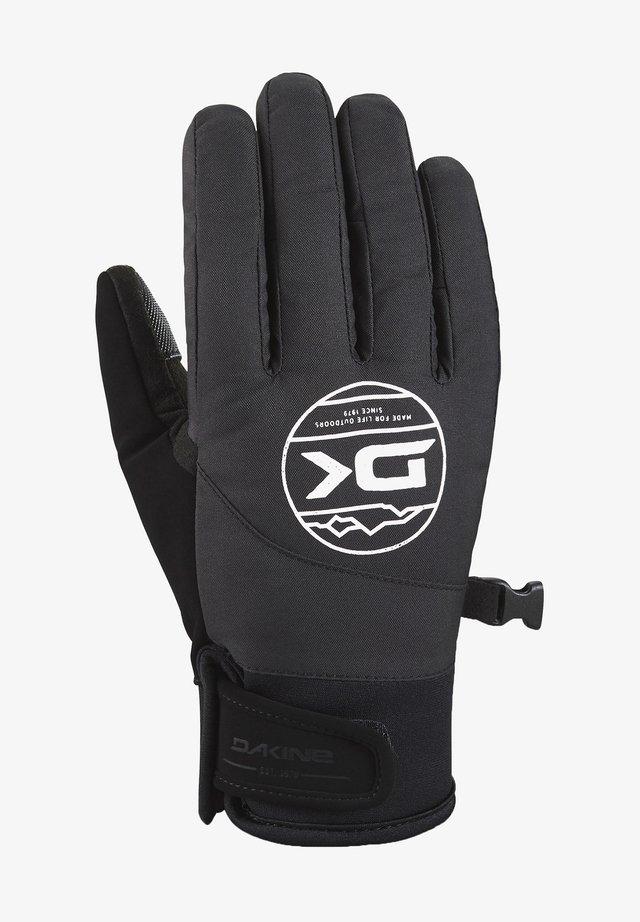 Handschoenen - black thielsen