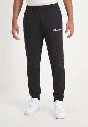 RECYCLE TERRY - Pantalones deportivos - black