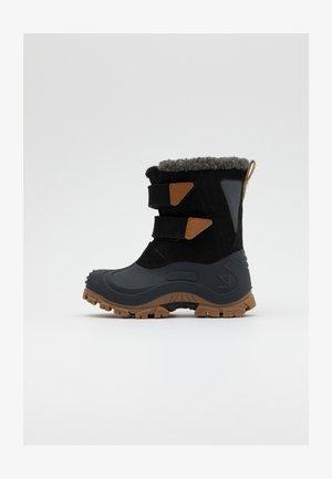 FILOU - Zimní obuv - black