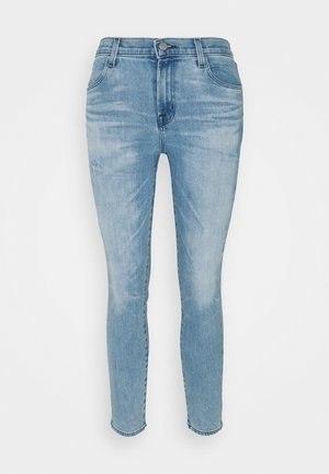 ALANA HIGH RISE CROP - Jeans Skinny Fit - atra