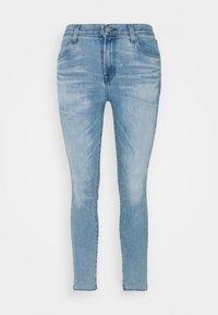 J Brand - ALANA HIGH RISE CROP - Jeans Skinny Fit - atra - 4