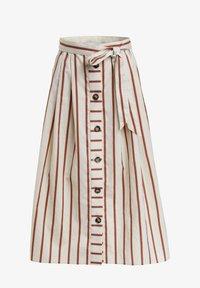 Oui - A-line skirt - rose dust - 4