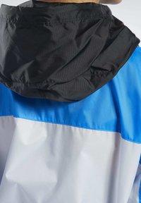 Reebok - MYT JACKET - Outdoorjas - blue - 4