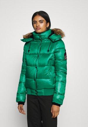 HIGH SHINE TOYA  - Winter jacket - bosphorus