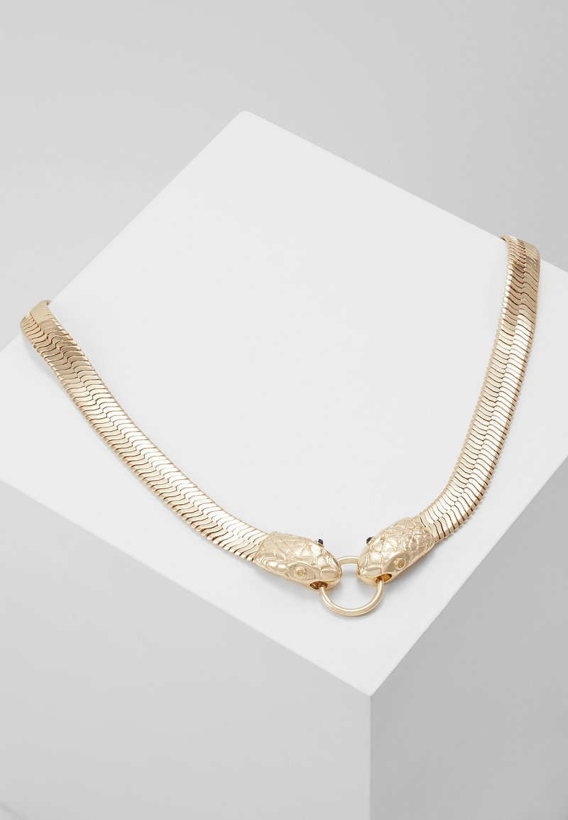 ALDO - ANDALUSIA - Ketting - black on gold