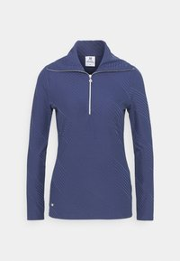 Daily Sports - FLOY HALF NECK - Sweater - baltic - 0
