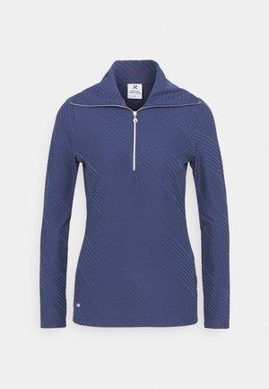FLOY HALF NECK - Sweatshirt - baltic