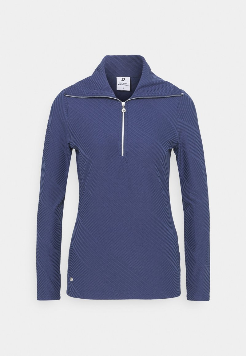 Daily Sports - FLOY HALF NECK - Sweater - baltic