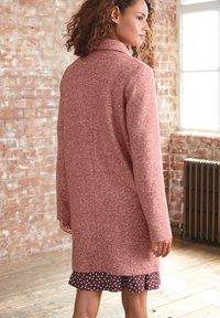 Next - COATIGAN - Classic coat - pink - 1