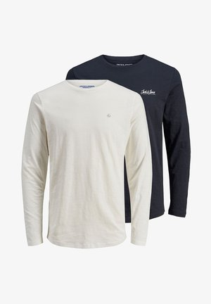 2 PACK - Long sleeved top - total eclipse