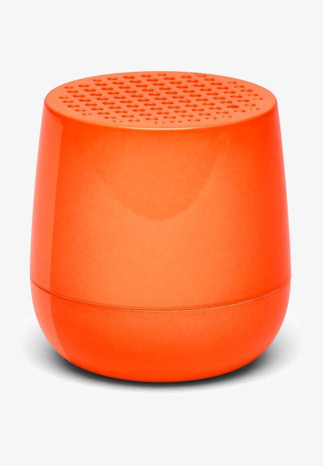 MINO  - Speaker - orange