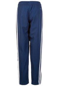 adidas Performance - TIRO 19 WOVEN CLIMALITE PANTS - Spodnie treningowe - dark blue / white - 1