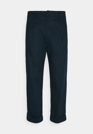 PRESTON PANTS - Pantaloni - blue