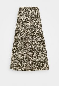 Sister Jane - QUICKSTEP MIDI SKIRT - A-line skirt - brown - 1