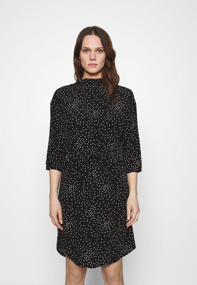 MASH - Sukienka letnia - larimar black