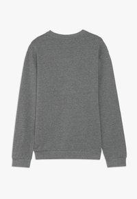 Hummel - DOS UNISEX - Sweatshirts - medium melange - 1