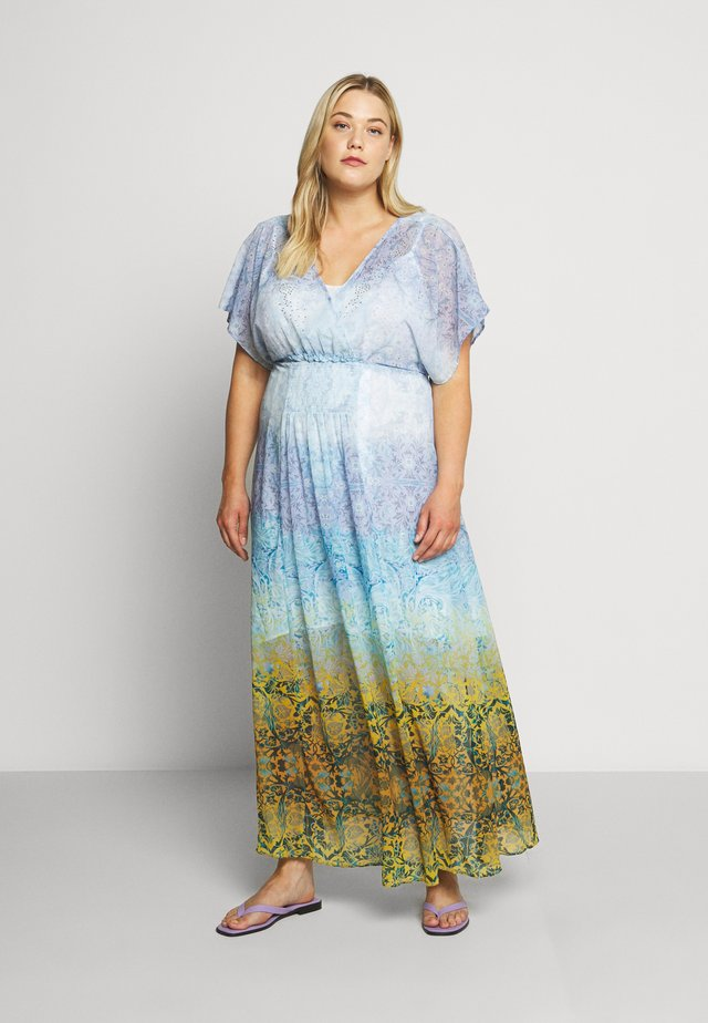 Maxi dress - mirrored shanika