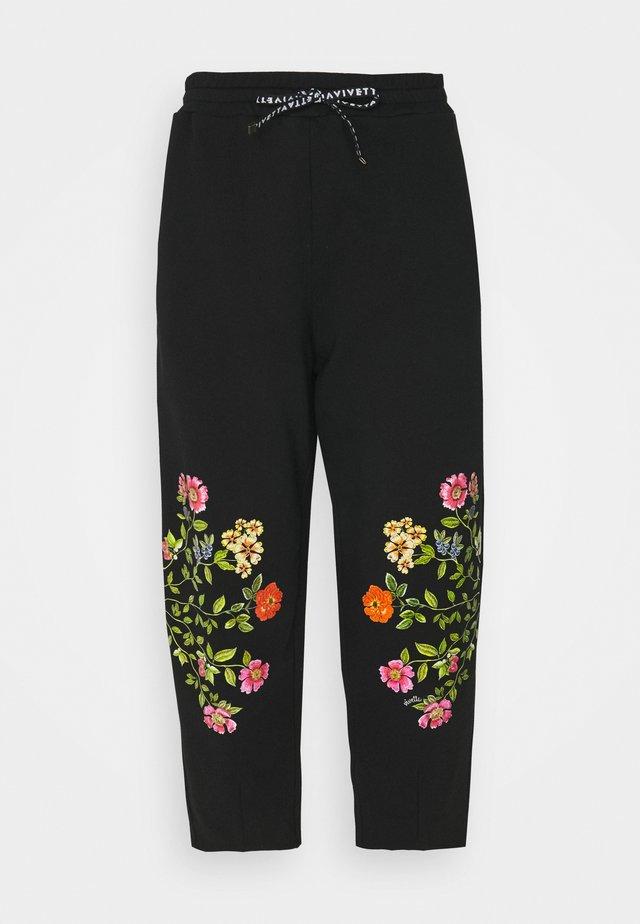 PANT - Pantalon classique - nero