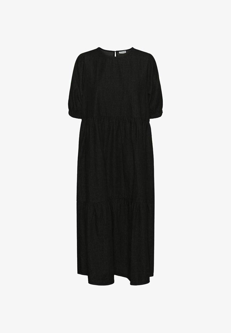 Noisy May - Maxi dress - black denim