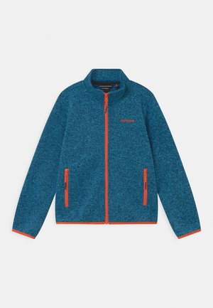 KIRWIN JR UNISEX - Fleece jacket - navy blue