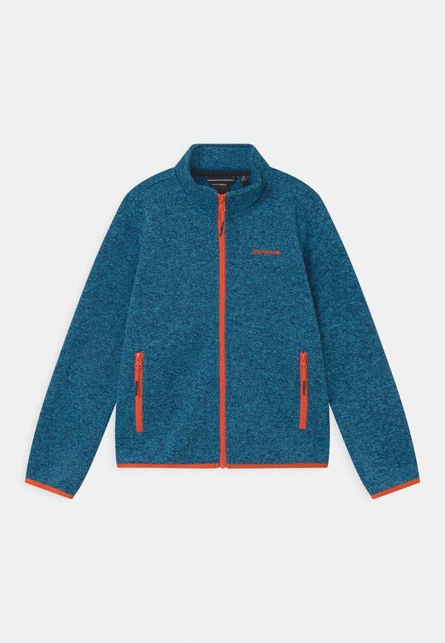 KIRWIN JR UNISEX - Fleecejacke - navy blue