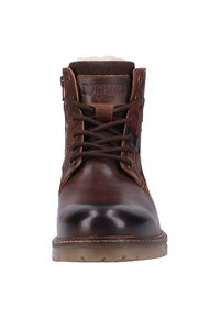 Dockers by Gerli - Lace-up ankle boots - brown - 5