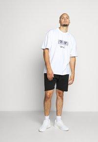 Edwin - SAD - Print T-shirt - white - 1