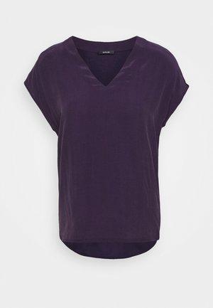 SILVIA - Blouse - dark violet